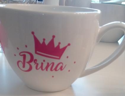 Meine neue Tasse für die Arbeit ♥