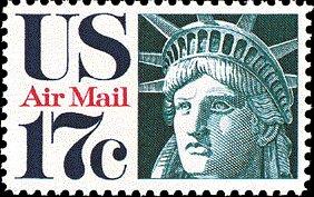 US Briefmarke
